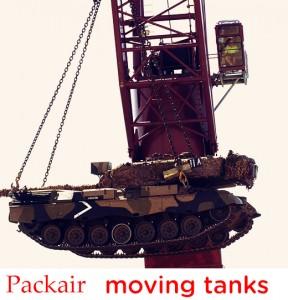 shipping tanks