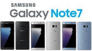 transport ban on Samsung Galaxy Note 7 smartphones