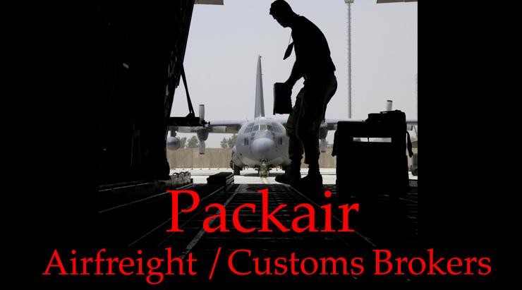 Packair Airfreight & Customs Brokers, Inc.
